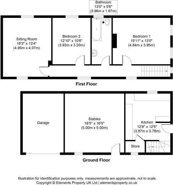 Floorplan The ...