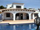 3 bed Detached Villa for sale in Moraira, Alicante...