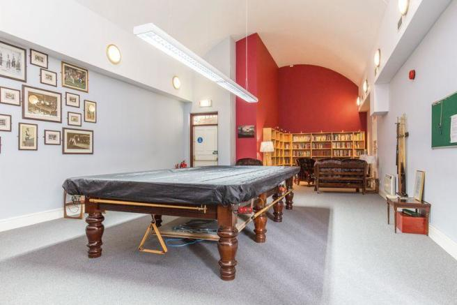 Snooker Hall &...
