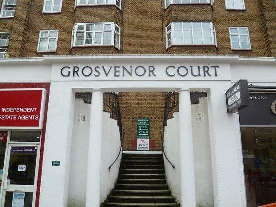 2 bedroom flat to rent in grosvenor court brighton road - 2 bedroom flats to rent in brighton ...