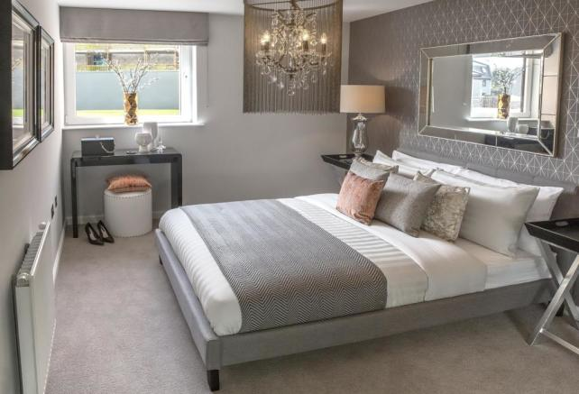 The Sandpiper bedroom