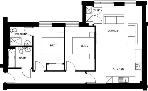 Curlew Floor Plan