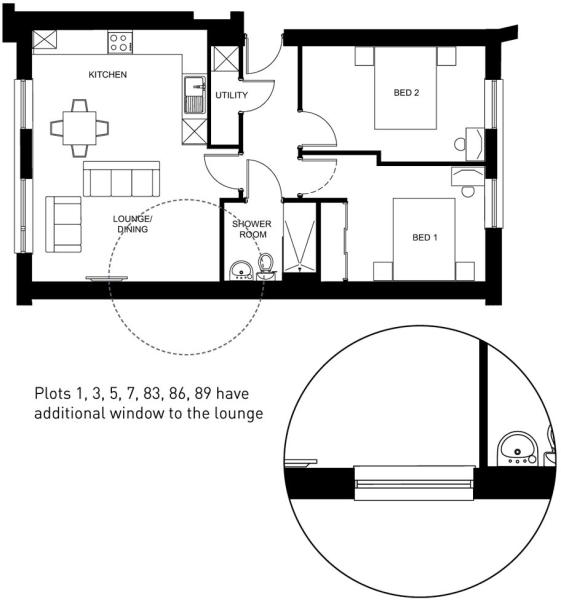 Shearwater Floorplan
