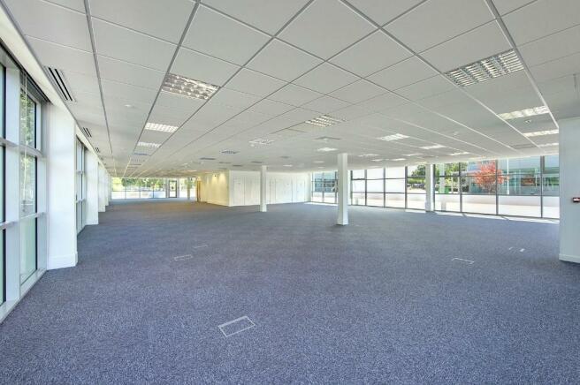 Open Plan Floor