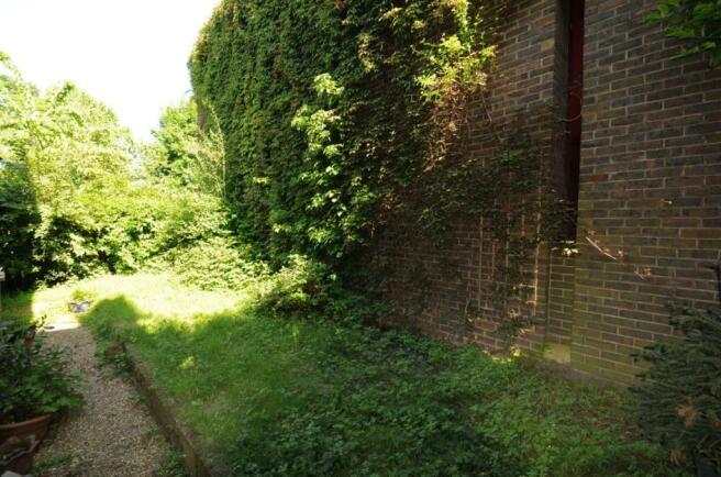 Clive road garden