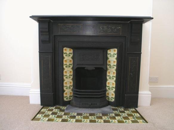 Fire place in ...
