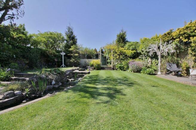 Rear Garden &a...