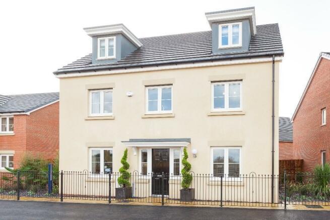 St Lythans Park New Homes Development By Bellway Homes Ltd