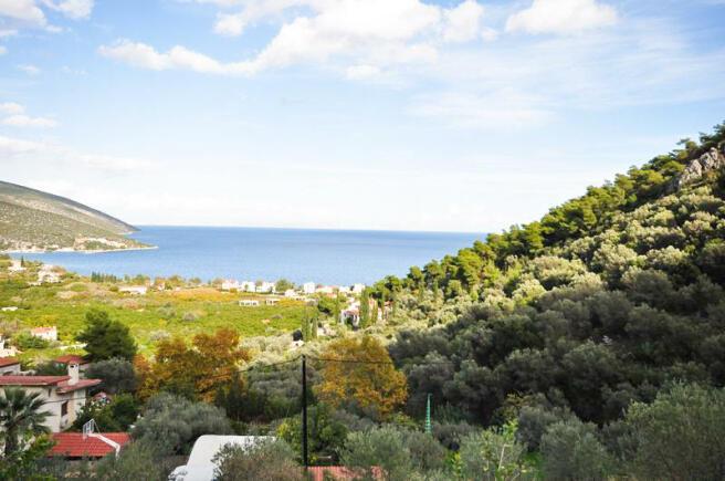 Sea & Area View