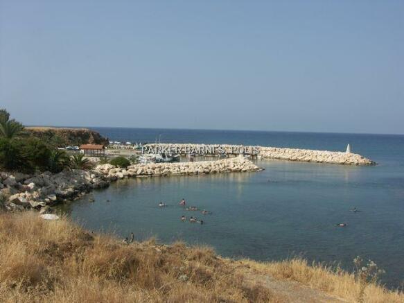Pomos harbour