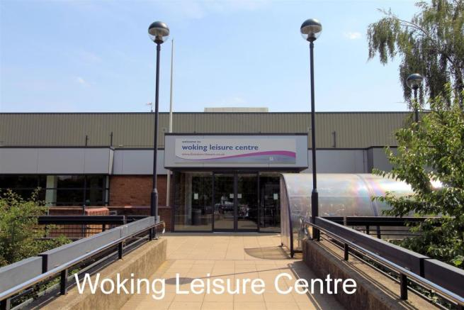Woking leisure centre