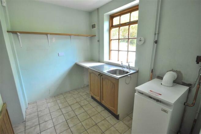Utility Room Photo