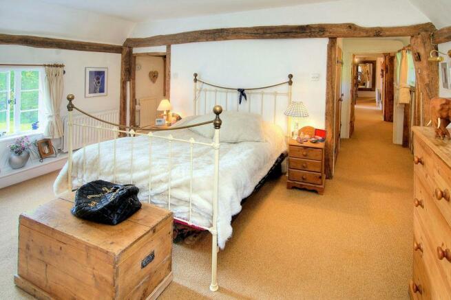 Manor Farm House Bedroom 1