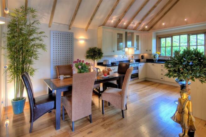 Stable Cottage Kitchen Diner