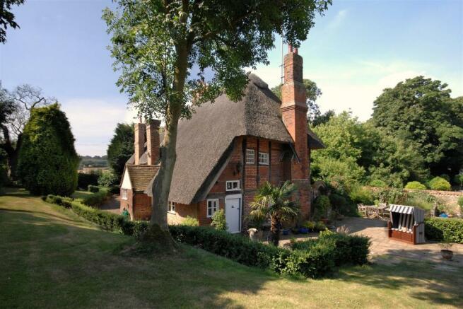Manor Farm House Exterior