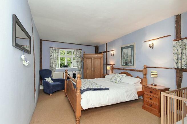 Manor Farm House Bedroom 3