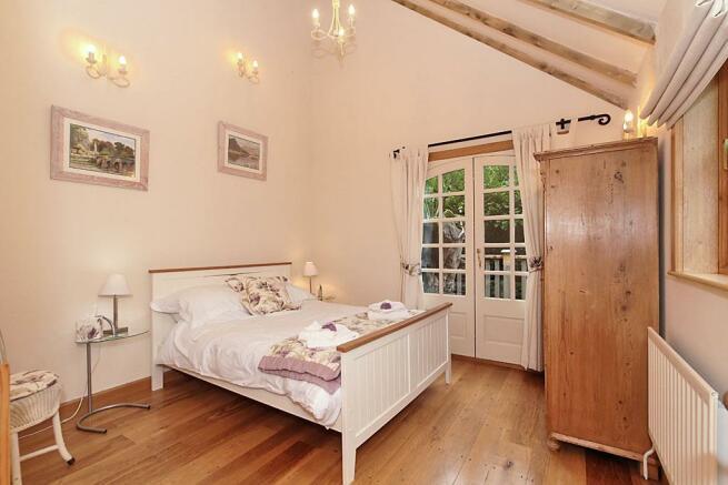 Stable Cottage Bedroom 2