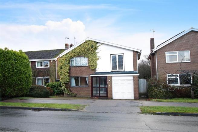 4 bedroom detached house for sale in Lambs Farm Road ...