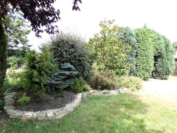 Further Garden View