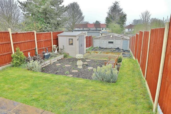Rear Garden View 3