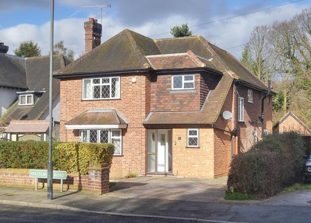 4 Bedroom Detached House For Sale In Hazelmere Road Petts Wood Br5