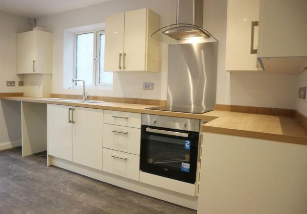 Kitchen From Plot 8