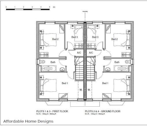 1st floor 1-4