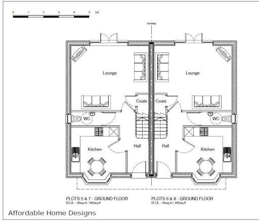 Ground Floor 5-8