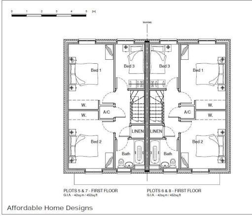 1st Floor 5-8