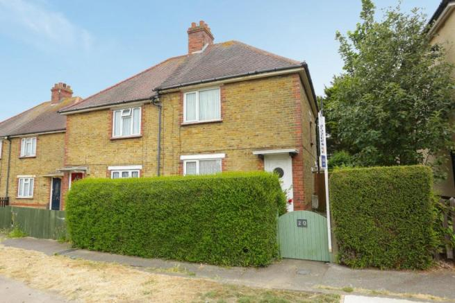 3 Bedroom Semi Detached House For Sale In Allenby Road Ramsgate CT12