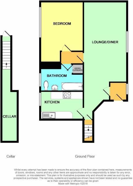 Flat 3 34 Surrey Road Cliftonville Margate CT9-pri