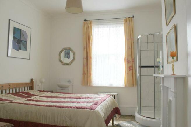 Flat 2 - Bedroom