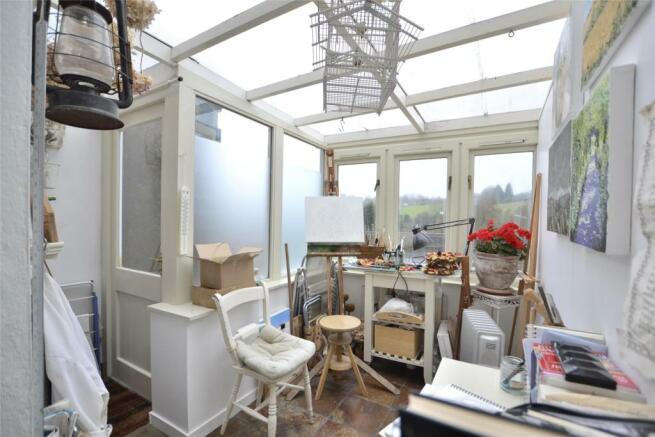 Conservatory Garden Room