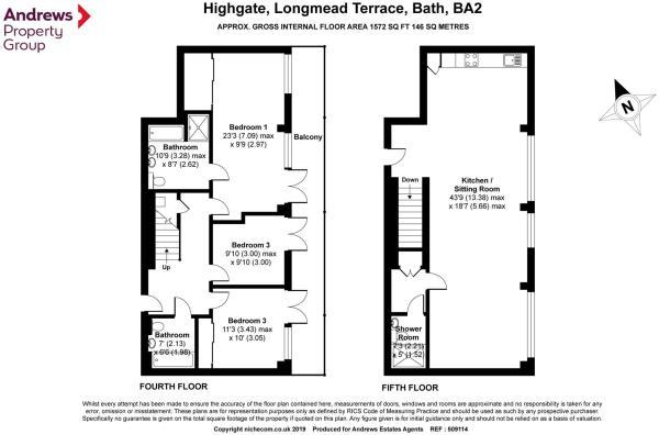 30 Highgate Longmeade Terrace