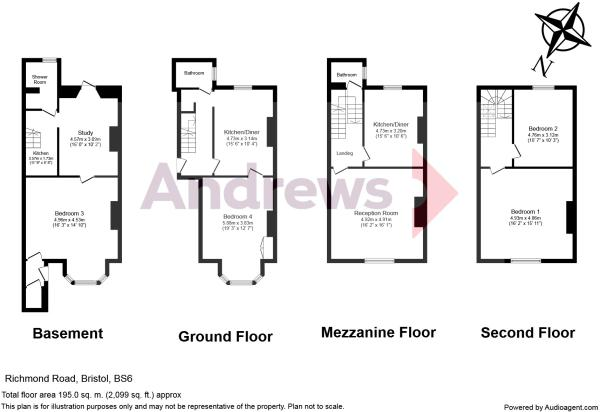 118 House Floor Plan