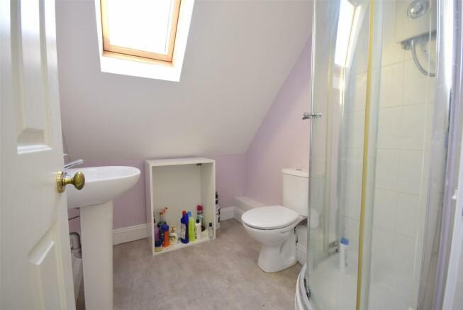 2nd Bathroom in loft