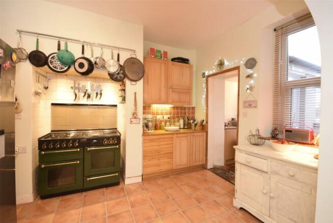 Kitchen (and utlity)