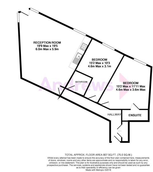 4 Atlas Court Floorplan