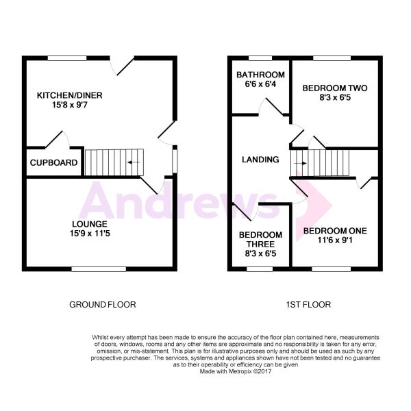 Holly Walk Floorplan