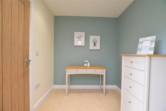 Bedroom One Dressing Area