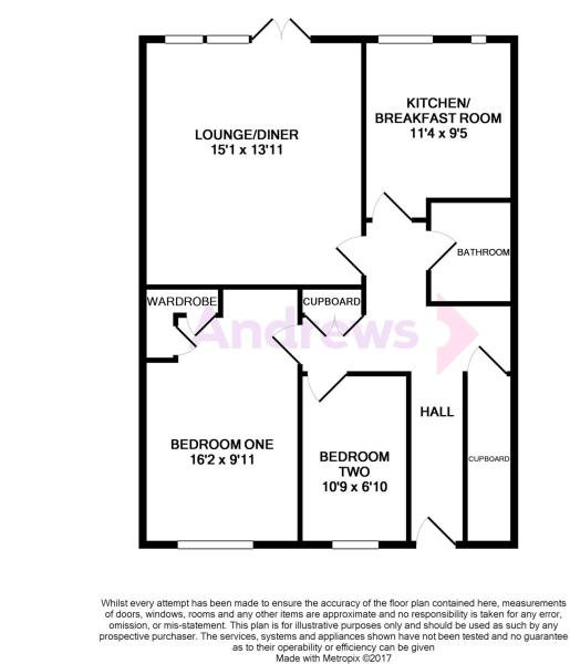 Dragons Hill Court Floorplan