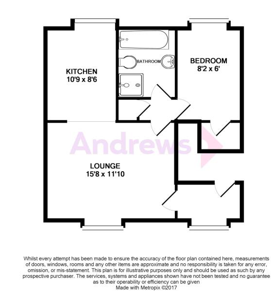 6 Cranmore House Floorplan