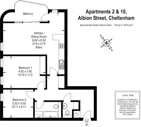 Floorplan 2 & 10