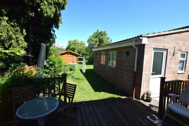 Garden with Studio