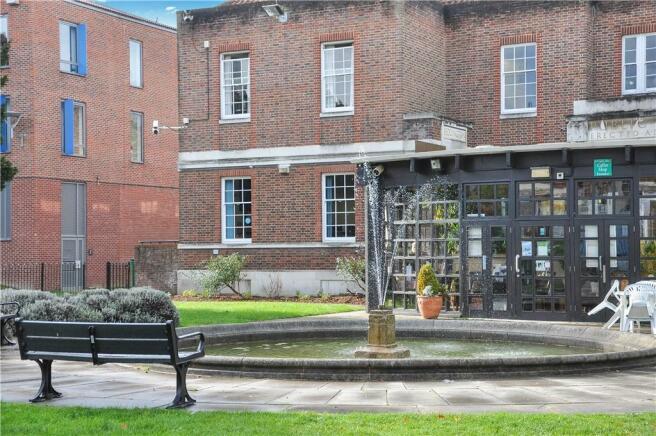 Wallington library