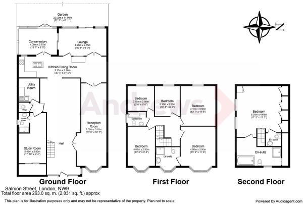 Floor Plan Audio