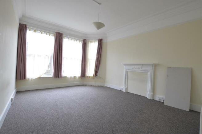 Bedroom Flat 1