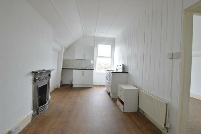 Kitchen diner flat 4