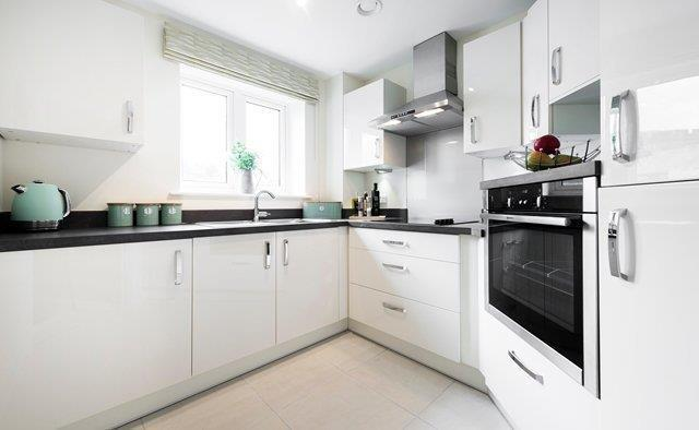 FITTED KITCHEN EXAMPLE