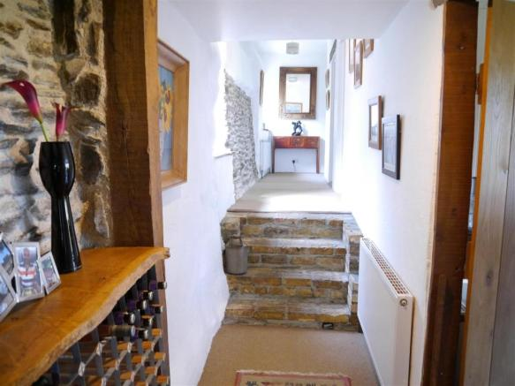lower hallway 1.JPG